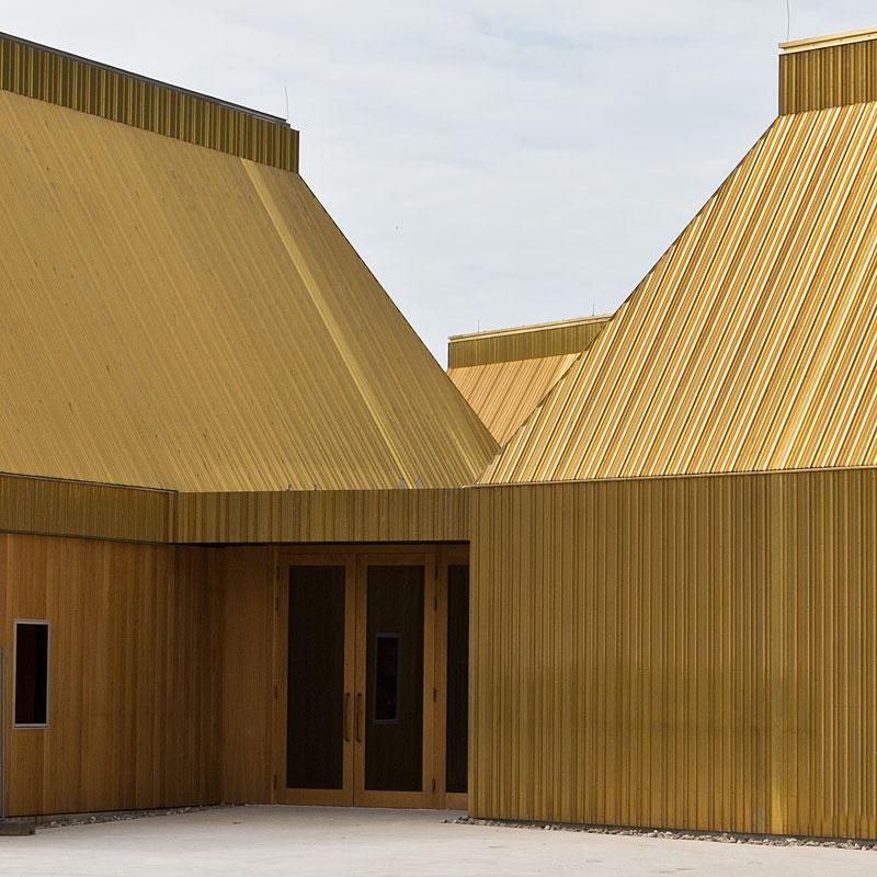 Architektur kunstmuseum ahrenshoop - Dachformen architektur ...